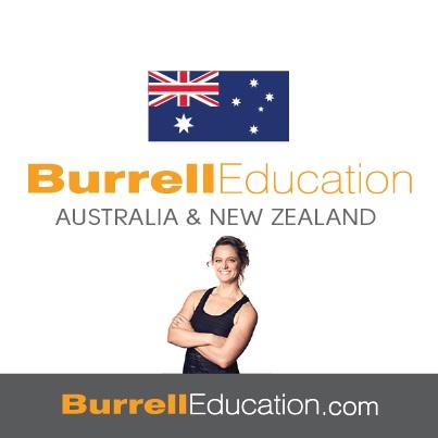 Burrell australia logo