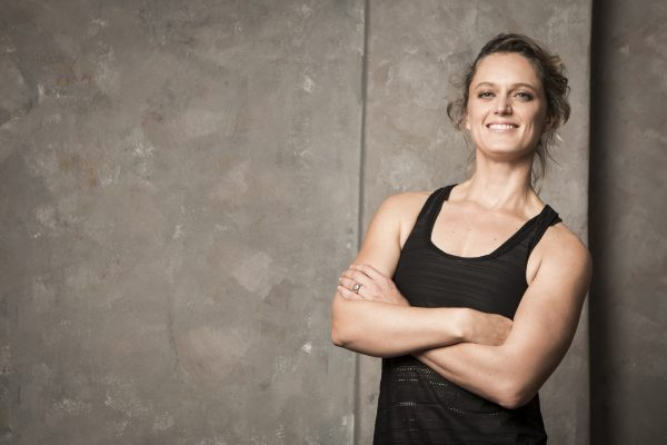 Image of Clare Hozack, strong, fit, fierce, mum of two and business coach