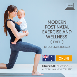 Modern Post Natal Exercise and Wellness Online badge