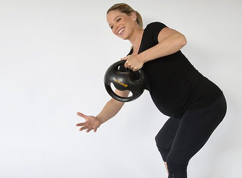pregnancy exercise exercises workout session sessions fitness training trainer trains program movement